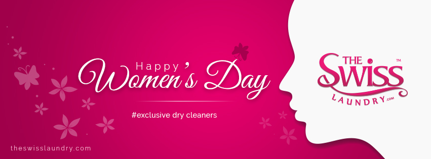 Happy Womens Day The Swiss Laundry